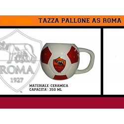 Tazza Pallone AS Roma
