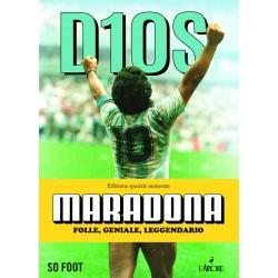 Libro D10S - MARADONA...