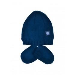 Completo cappello e guanti...