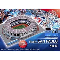 Puzzle 3D Stadio San Paolo...