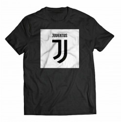 T-Shirt Juventus Fc Logo su...